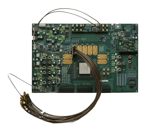 Xilinx Virtex-7 FPGA VC7203 Characterization Kit