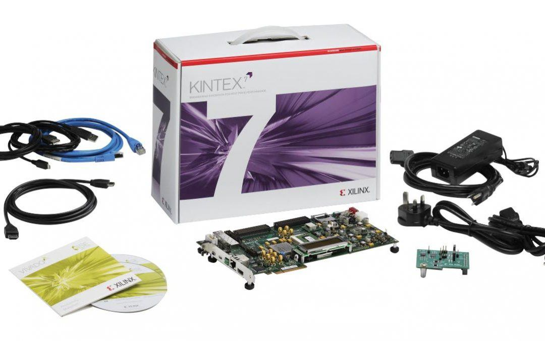 KC705 Evaluation Kit на Kintex-7