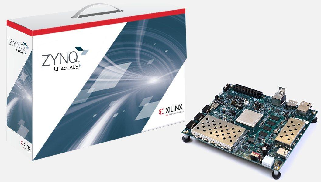 ZCU106 – отладочный набор