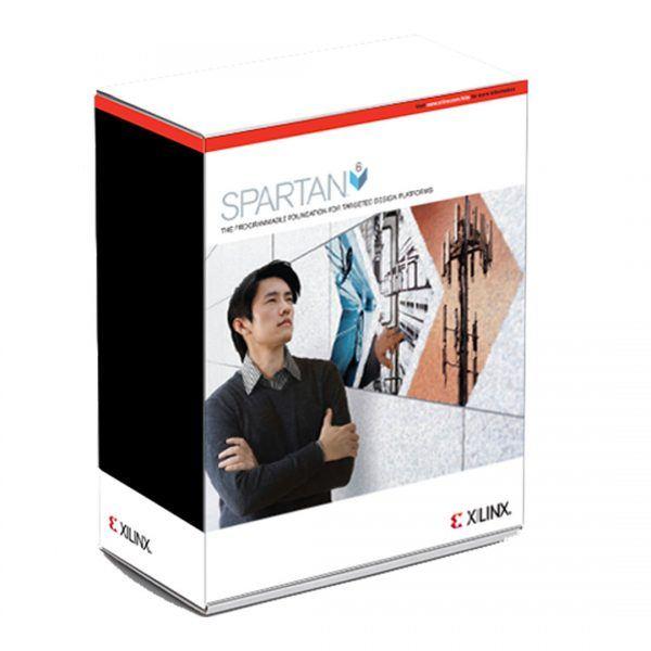 Xilinx Spartan-6 FPGA Connectivity Kit