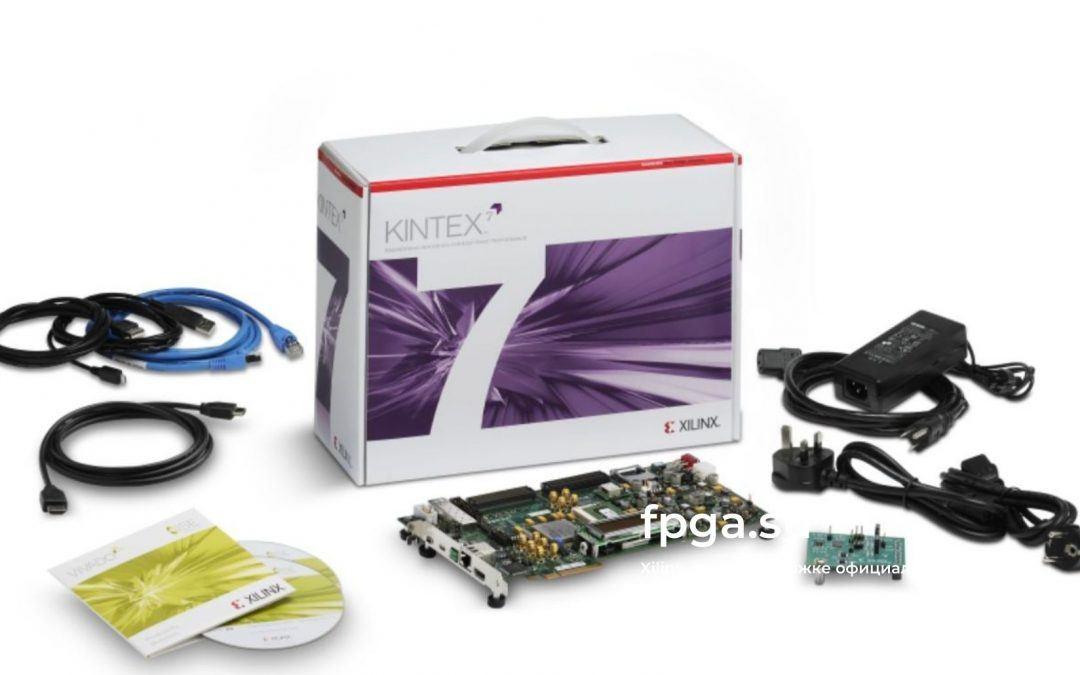 Xilinx Kintex-7 FPGA KC705