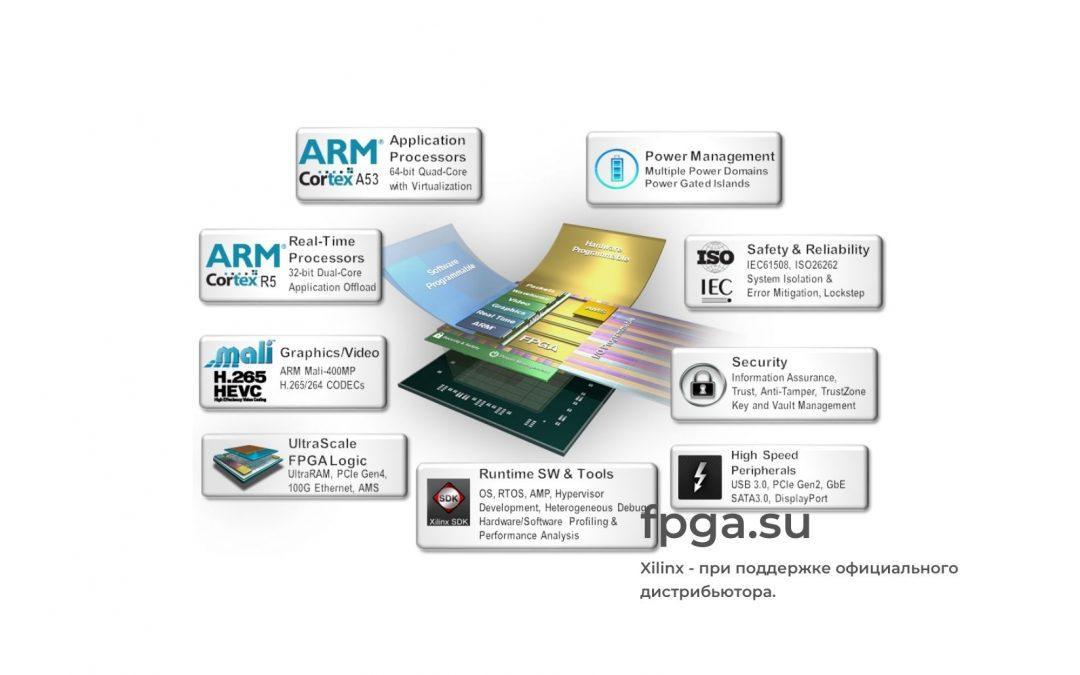 Xilinx - 3D технология.