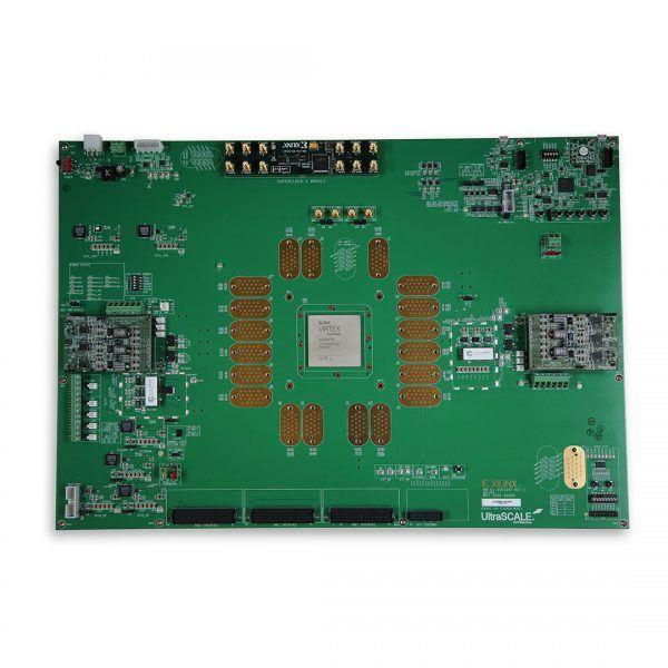 Xilinx Virtex UltraScale FPGA VCU1287 Characterization Kit