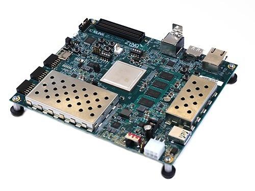 Xilinx Zynq UltraScale+ MPSoC ZCU104 Evaluation Kit