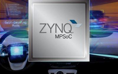 В Xilinx видят перспективы применения ПЛИС в системах управления автомобилями.