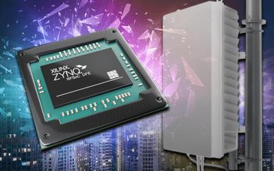 Xilinx сотрудничает с Fujitsu для поддержки развертываний 5G