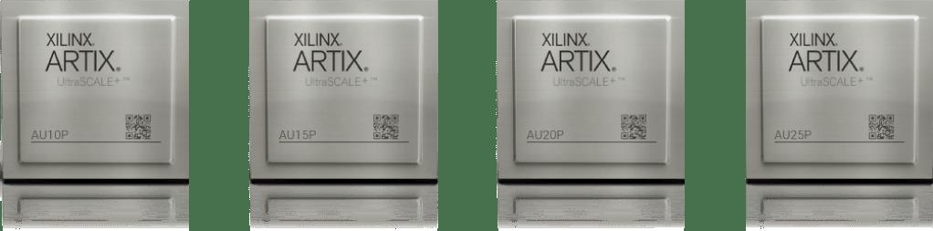 Artix® UltraScale +