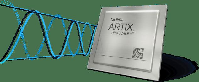 FPGA Artix UltraScale + на основе признанной 16-нм архитектуры UltraScale