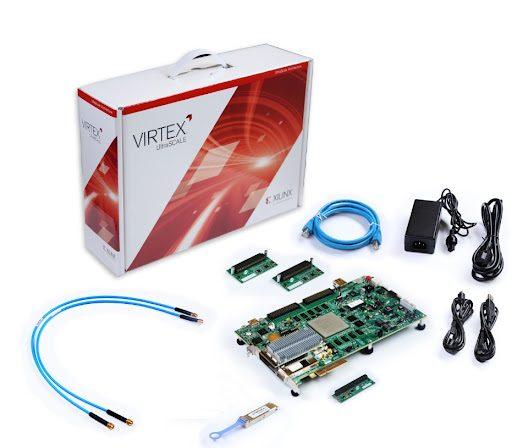 Virtex UltraScale +